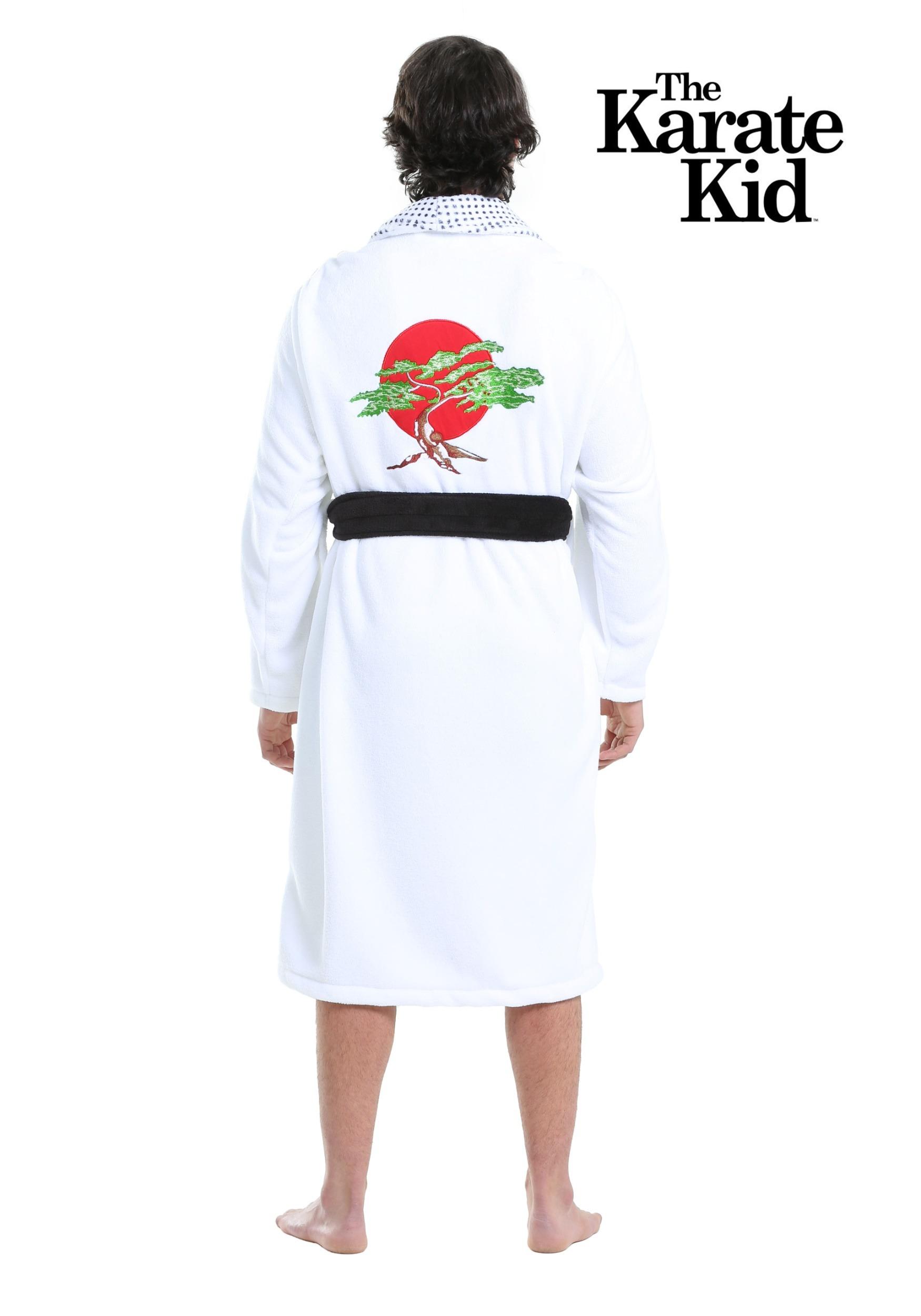 Karate Kid Daniel San Bathrobe