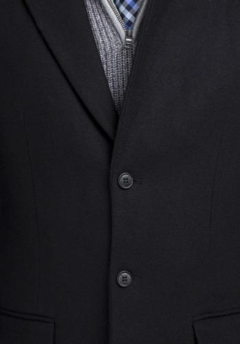 Marvel Comic Print Overcoat (Secret Identity)