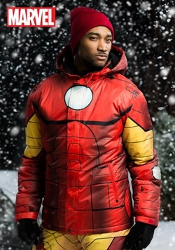 Iron Man Snow Jacket