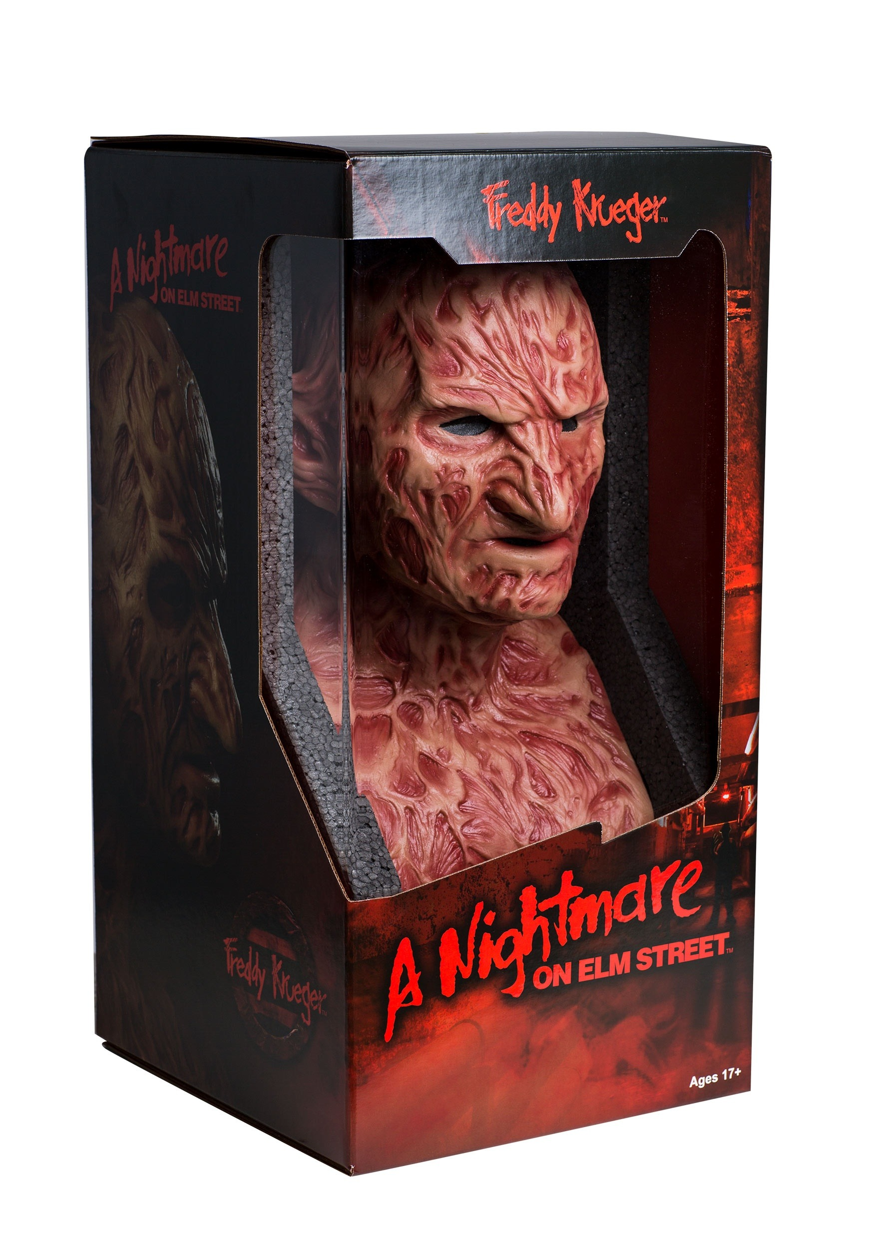 Which Of These Is A Home Office Authentic Freddy Krueger Collector S Mask