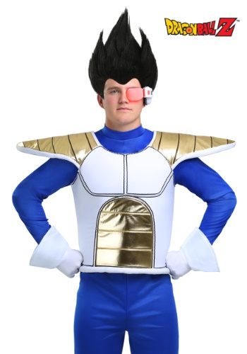 Adult Dragon Ball Z Saiyan Armor Accessory