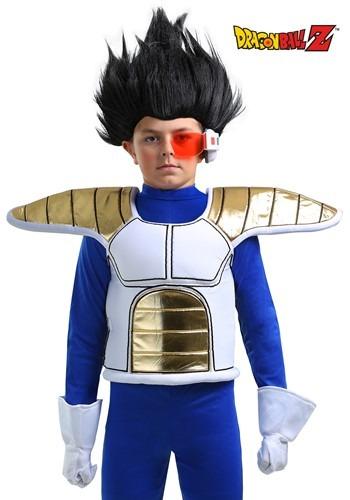 Child Dragon Ball Z Saiyan Armor Accessory