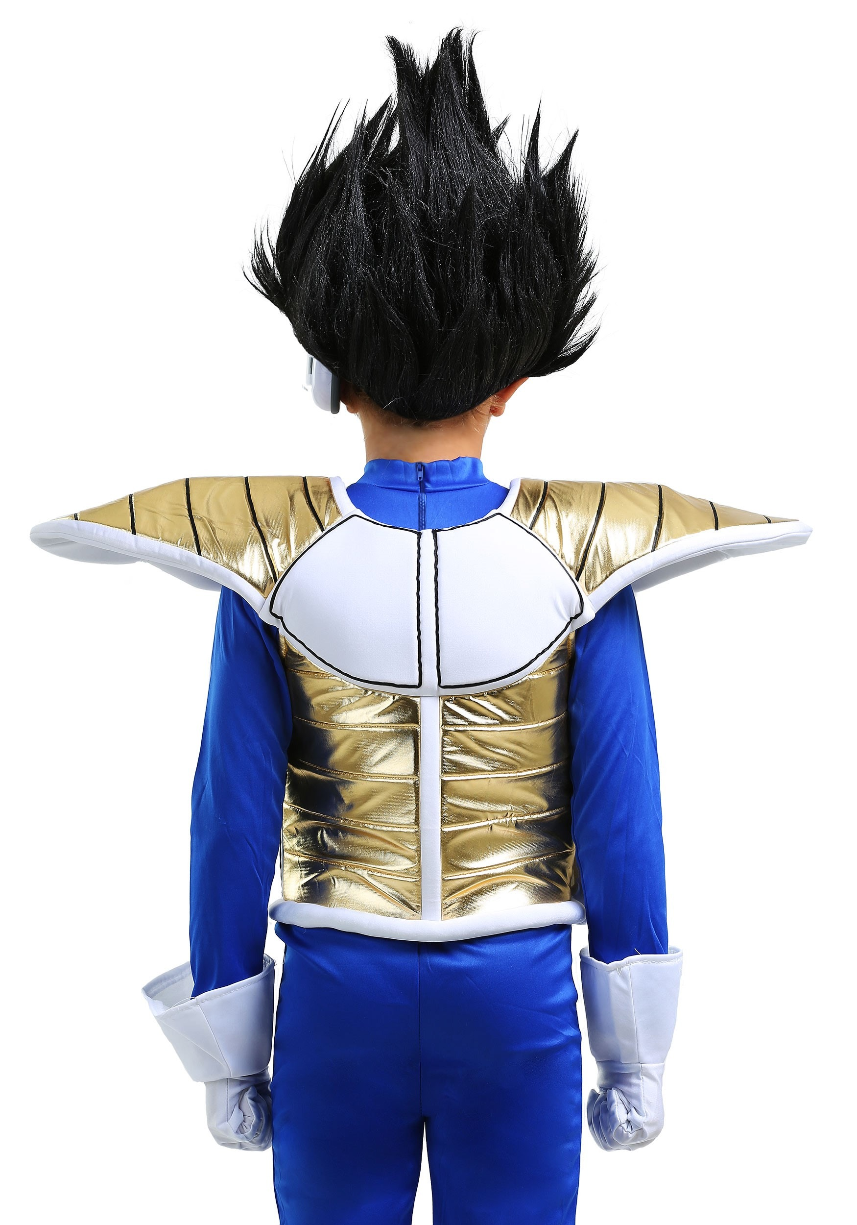 Dragon Ball Z Saiyan Armor Accessory For Kids Increase your power level with this classic look. child dragon ball z saiyan armor accessory