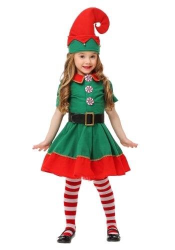 Toddler Holiday Elf Costume FUN2177TD-2T