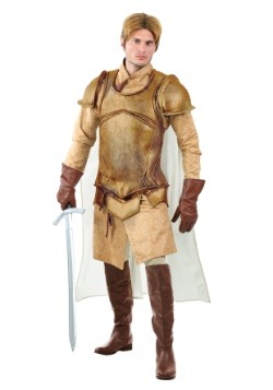 Renaissance Knight Plus Size Costume for Men