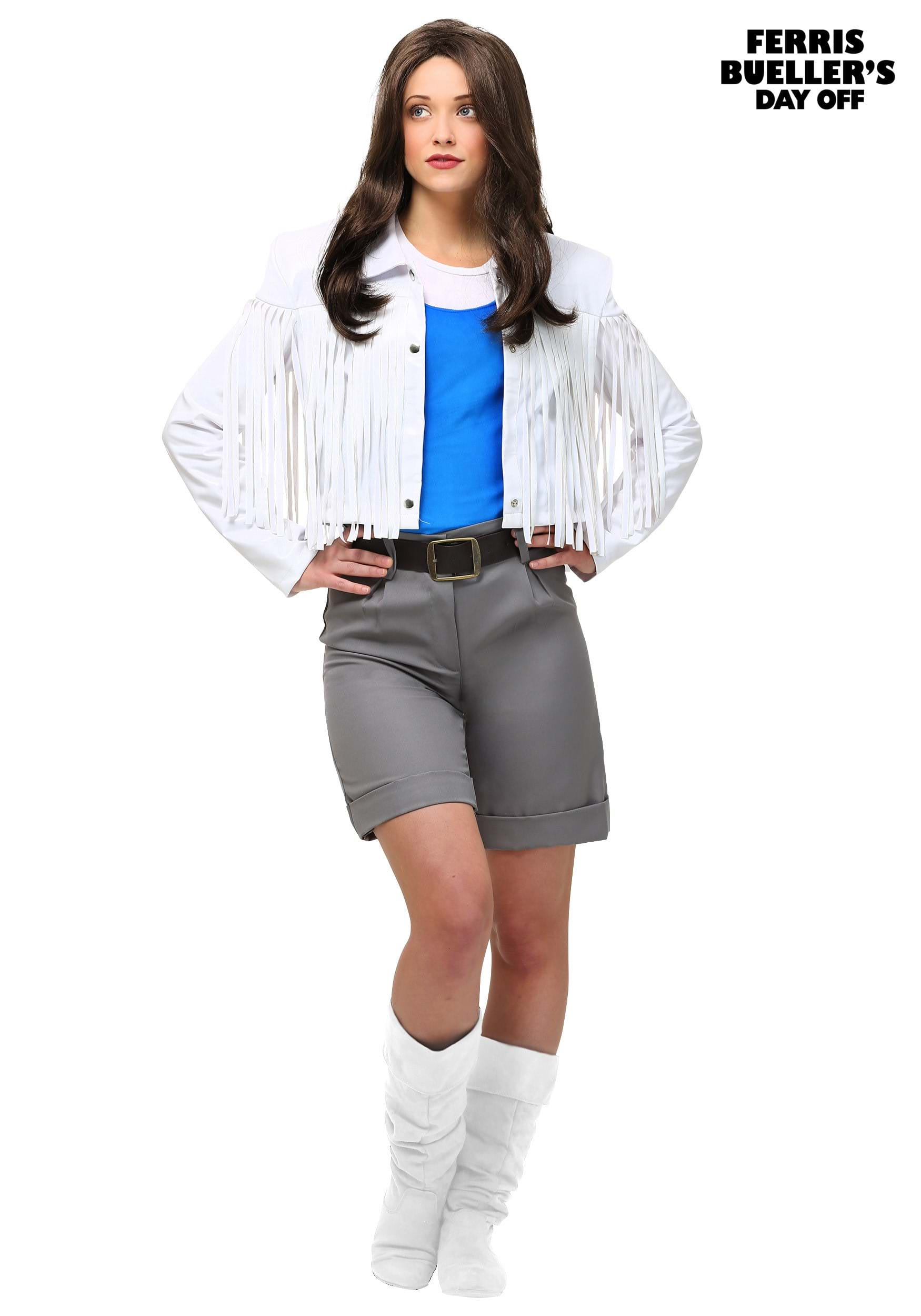 Women S Sloane Peterson Costume Ferris Bueller S Day Off