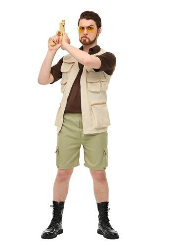 The Big Lebowski Mens Walter Sobchak Costume FUN6337AD