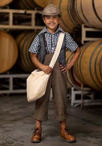 20s Newsie Child Costume