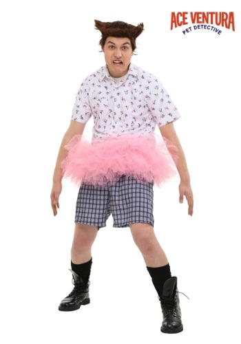 Ace Ventura Men's Tutu Costume