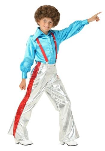 Boy's Funky Disco Costume