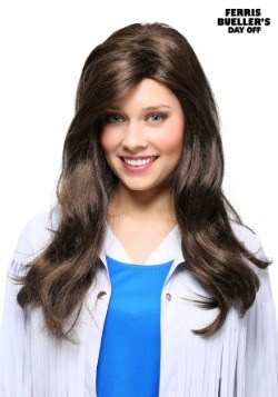 Ferris Bueller's Day Off Sloane Peterson Womens Wig