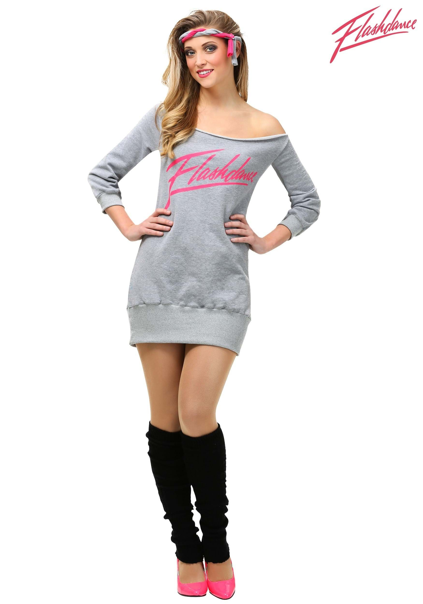 Flashdance Womenu0027s Costume  sc 1 st  Fun.com & Flashdance Costume for Women