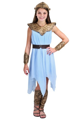 Athena Girls Costume For Kids