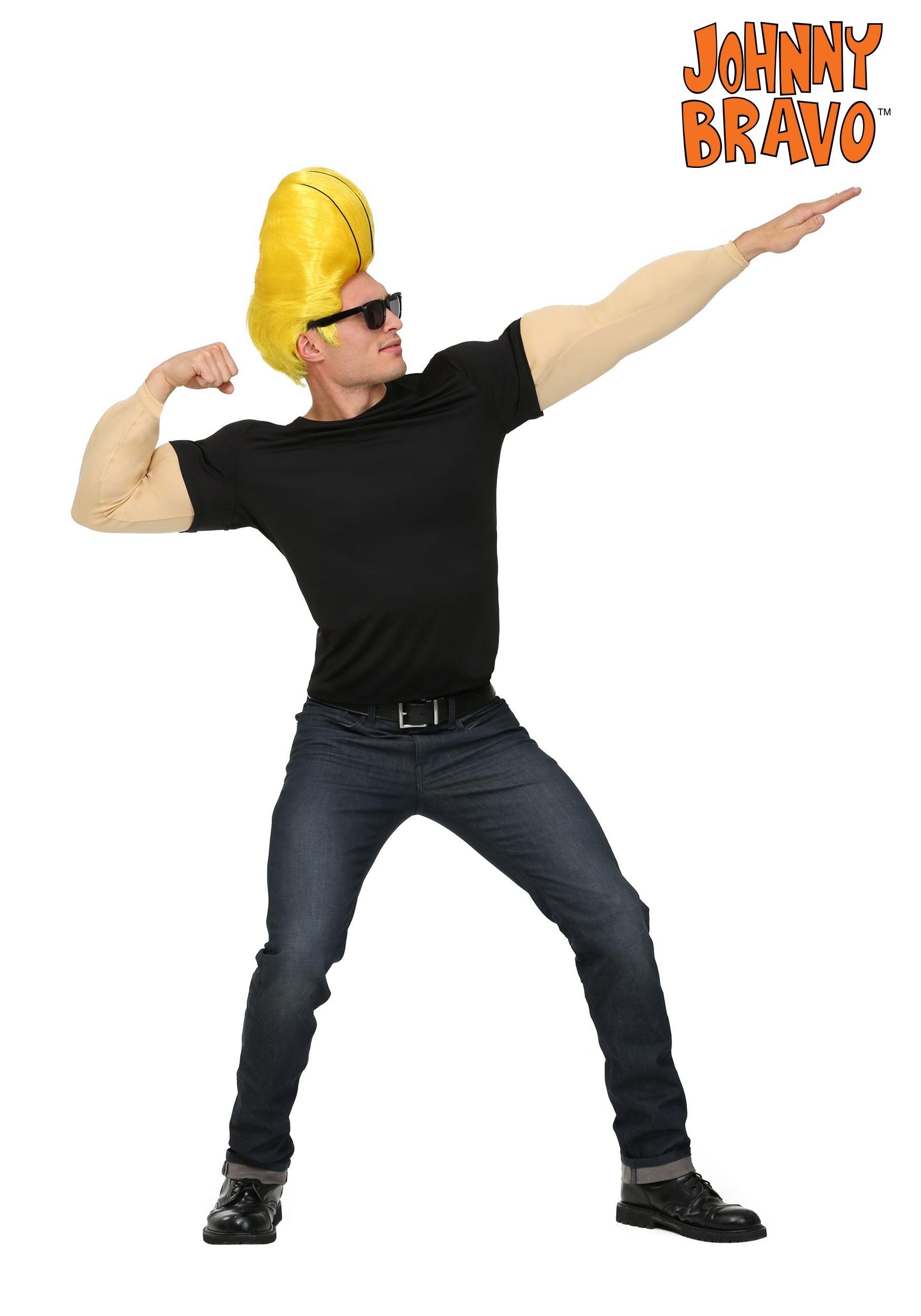 Johnny Bravo Costume for Men