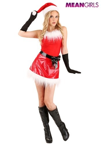Ladies Mean Girls Christmas Costume