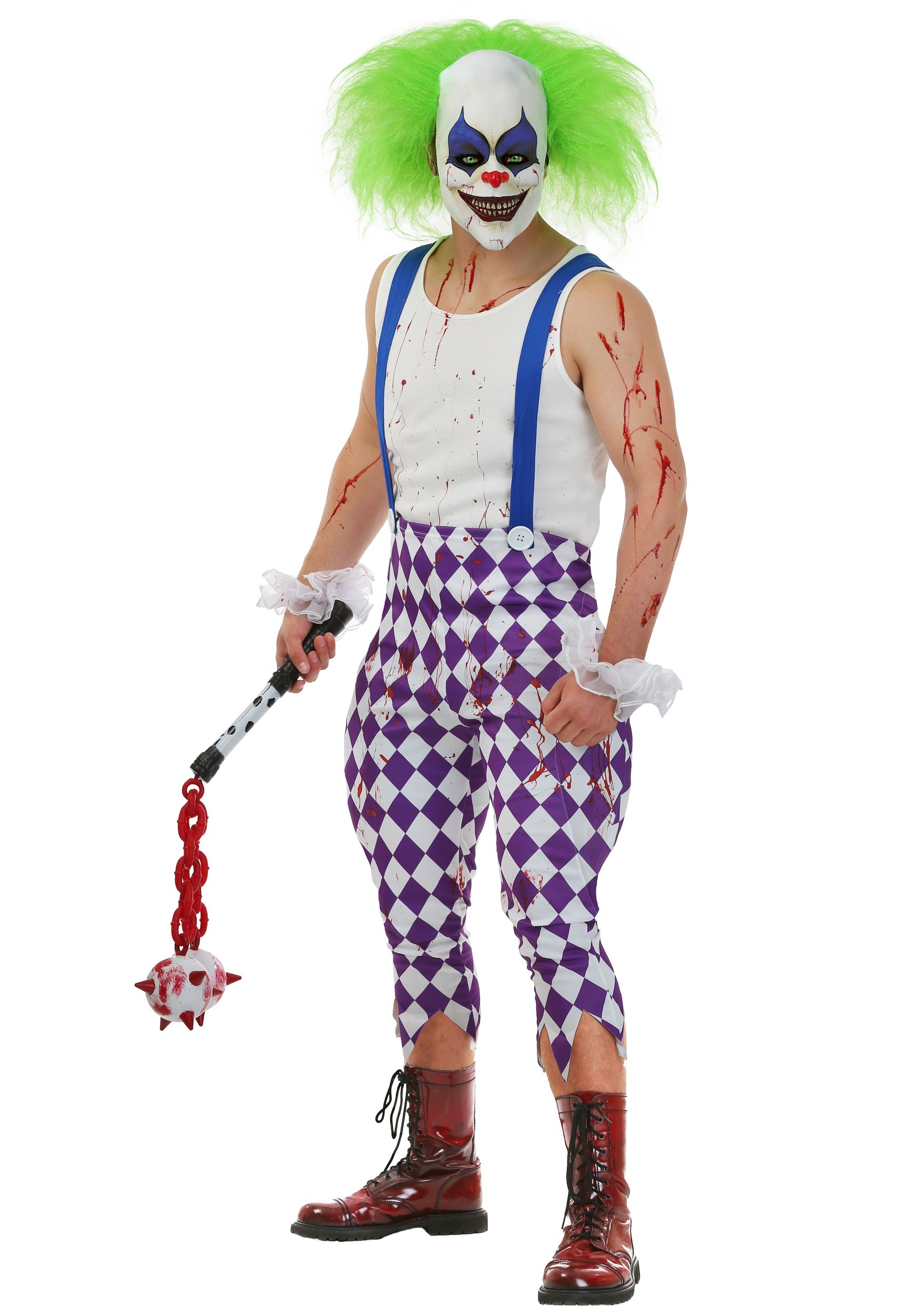 Evil clown gifts for christmas