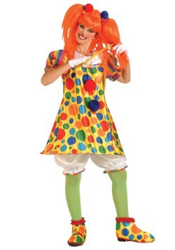 Womens Giggles the Clown Costume
