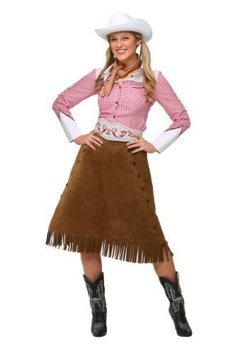 Cowgirl | Costume | Women | Plus | Size