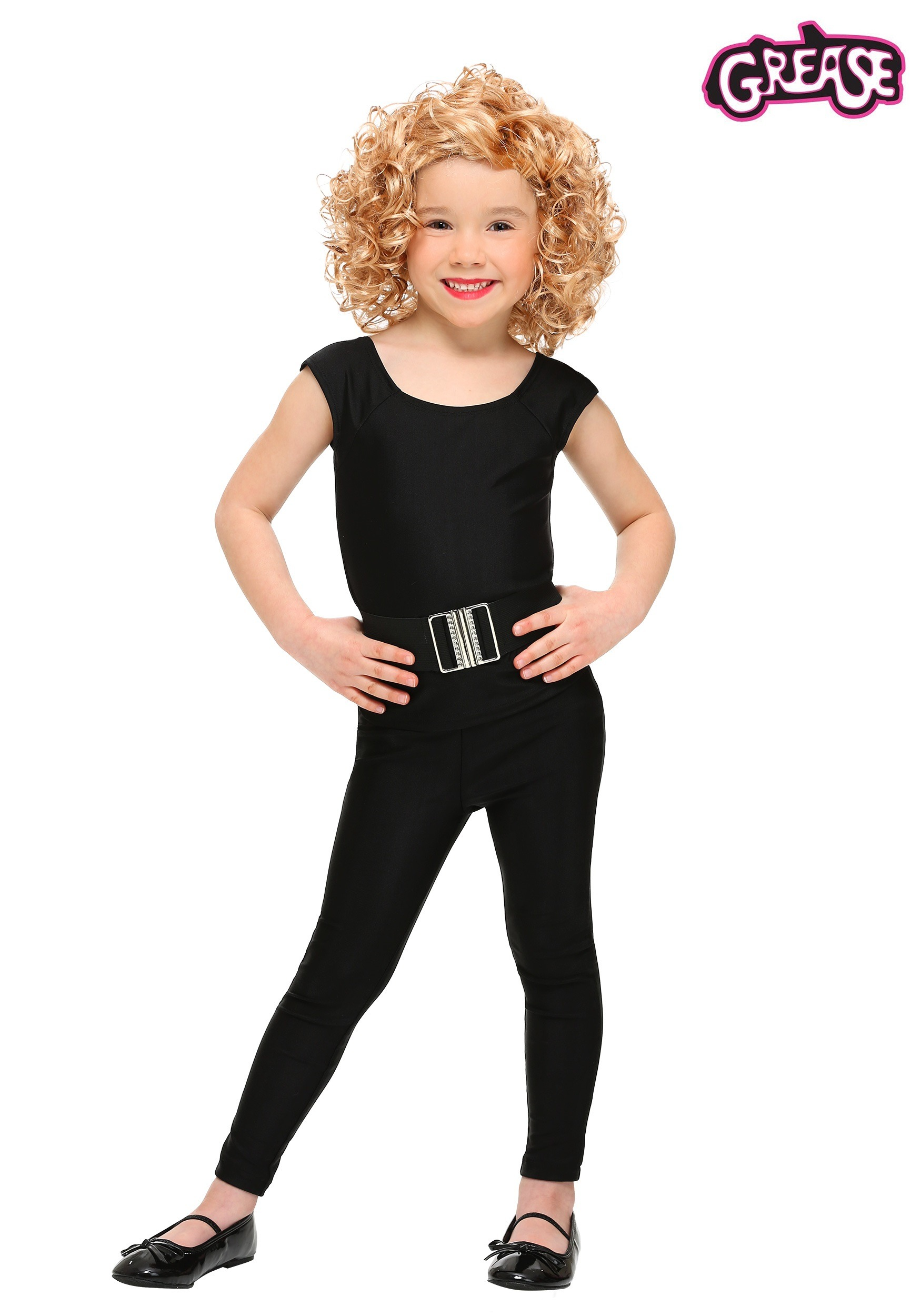 Fonkelnieuw Grease Sandy Costume for Toddlers WO-08