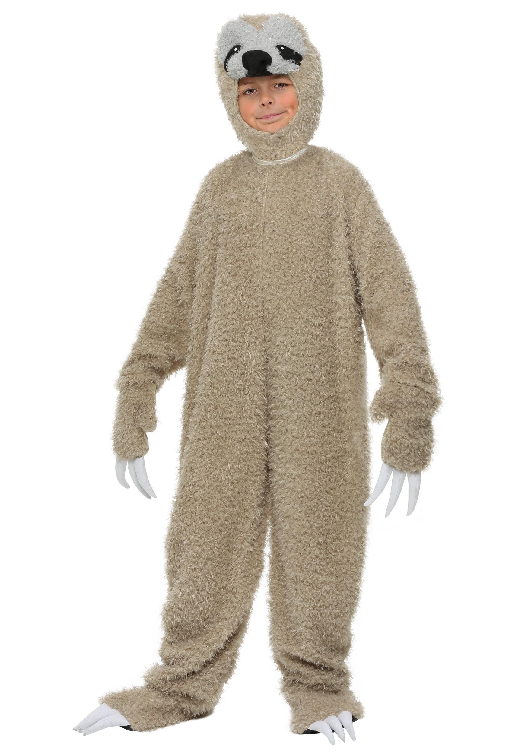Sloth Costume for Kids 5f23c22548