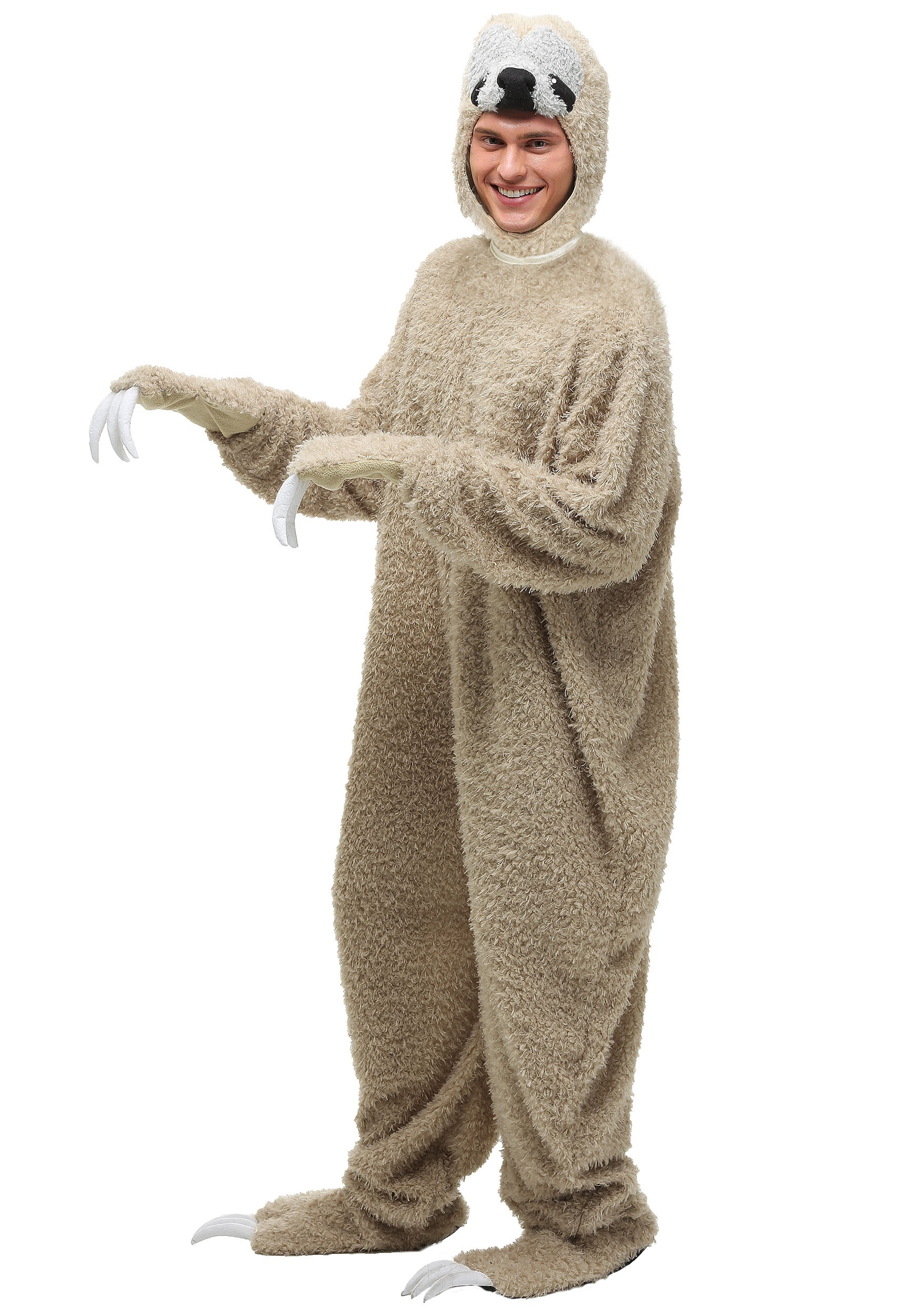 Adult Sloth Costume bc7a8a0845