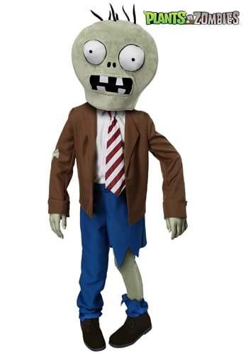 Plants Vs Zombies Zombie Kids Costume Update