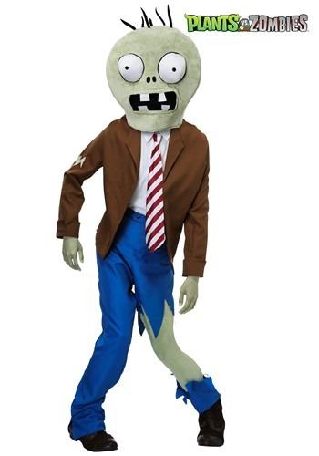 Adults PLANTS VS ZOMBIES Zombie Costume