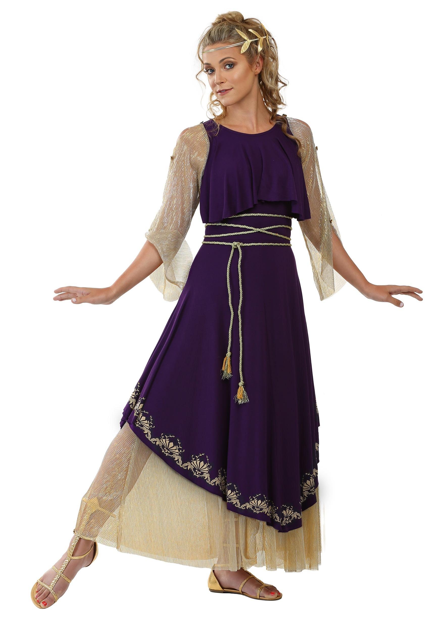 Aphrodite Goddess Plus Size Women\'s Costume