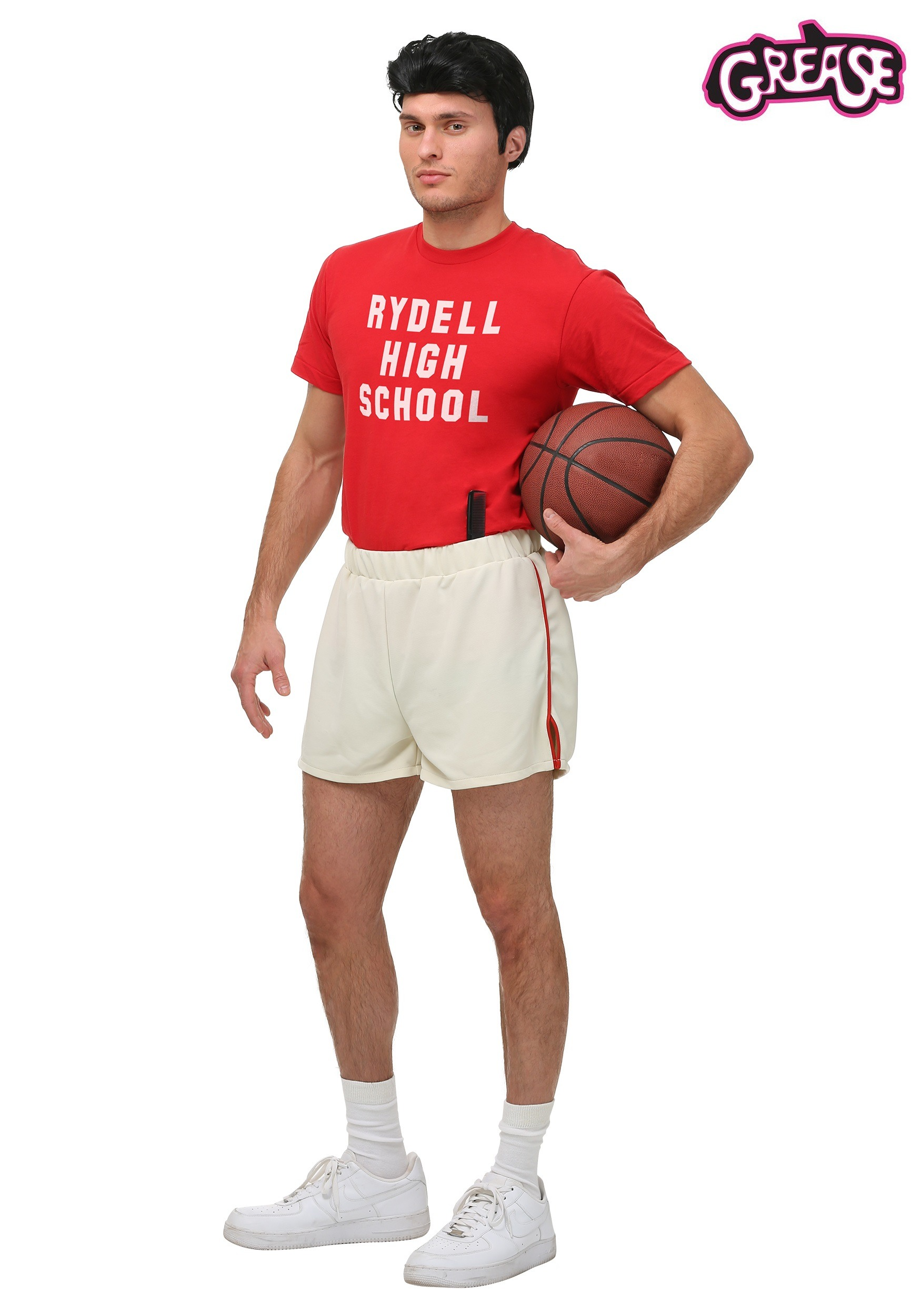 Grease Danny Gym Uniform for Men