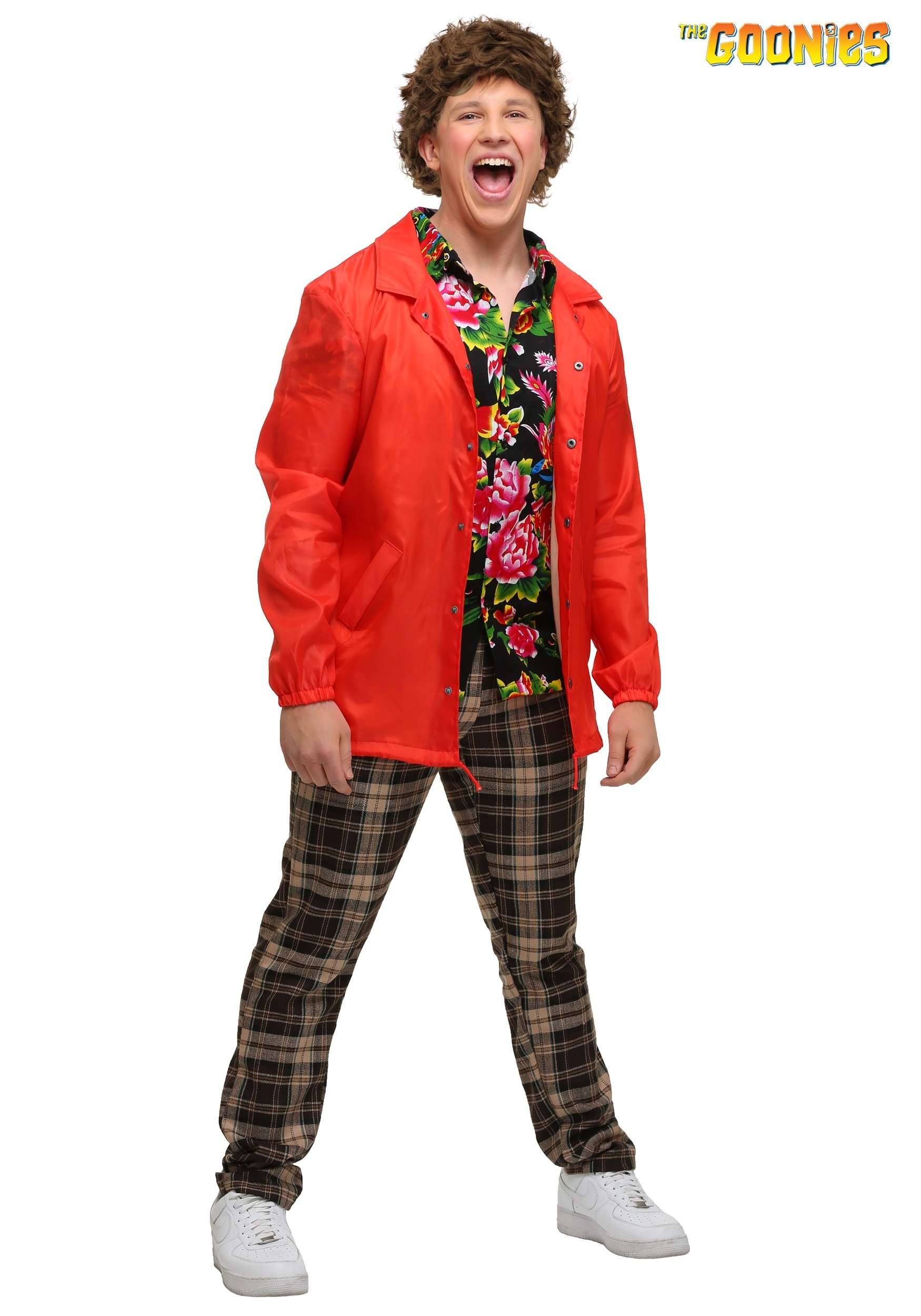 Adult Plus Goonies Chunk Costume FUN2241PL