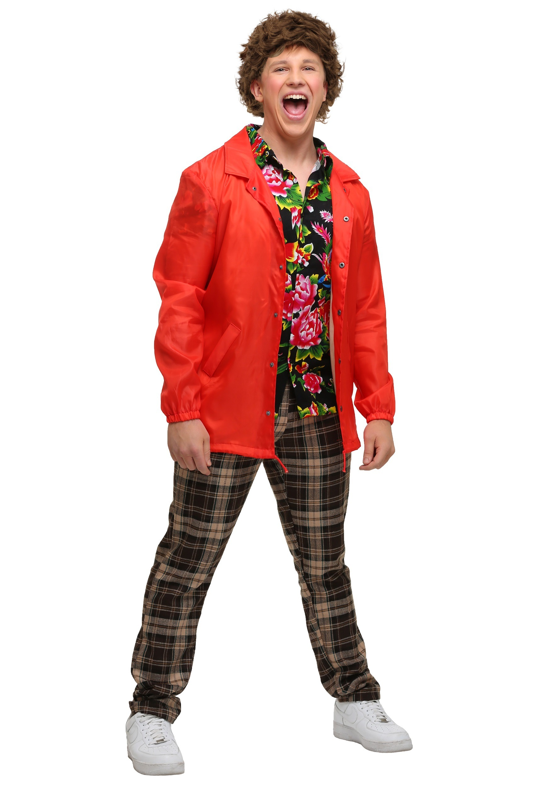 Men's Plus Goonies Chunk Costume FUN2241PL