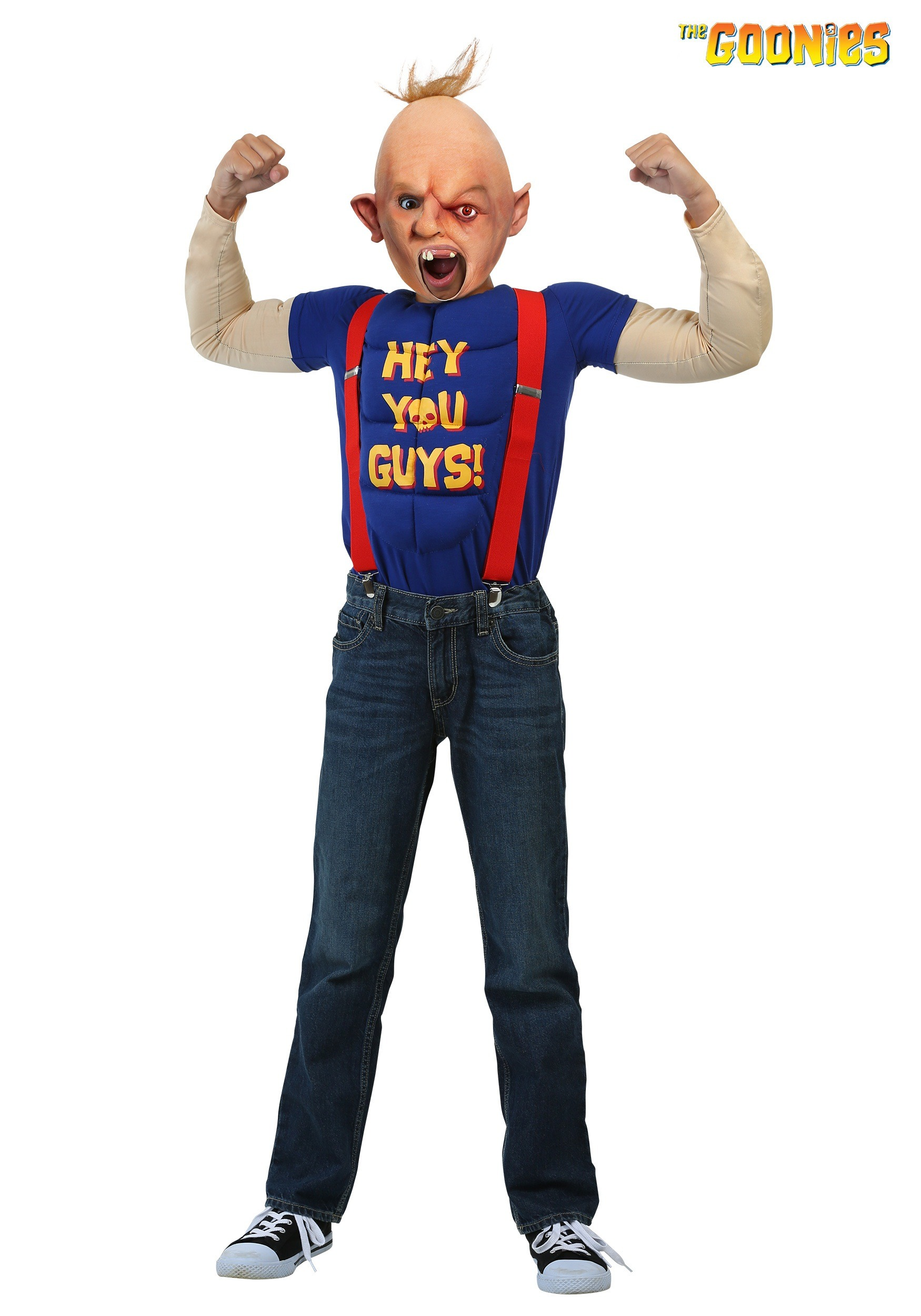 The Goonies Sloth Costume For Kids