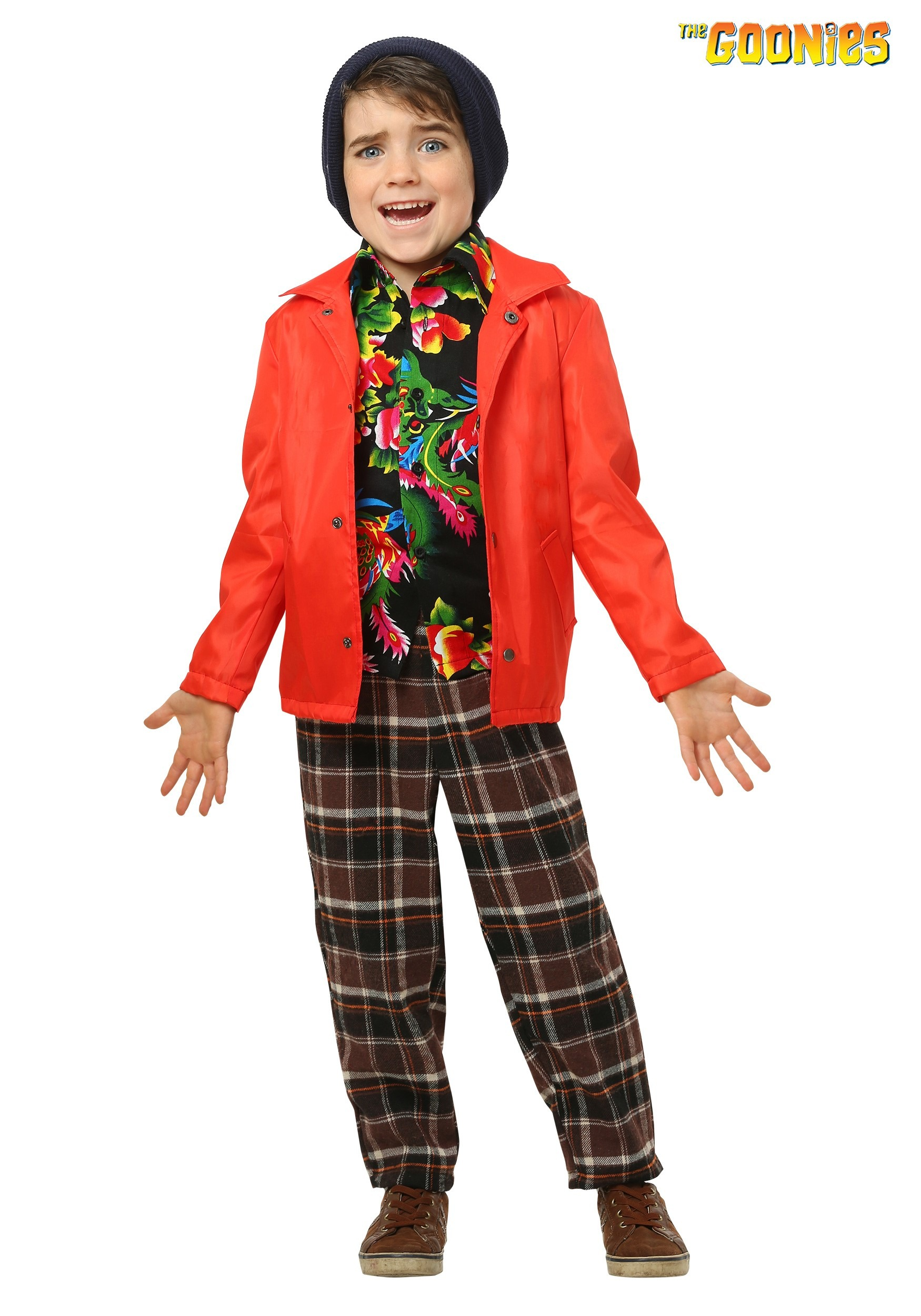 Goonies Toddler Chunk Costume FUN6663TD