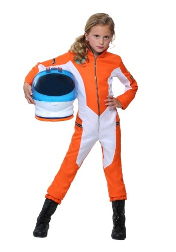 Girls Astronaut Jumpsuit