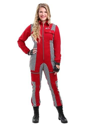 Racer Jumpsuit Women's Costume FUN1881AD