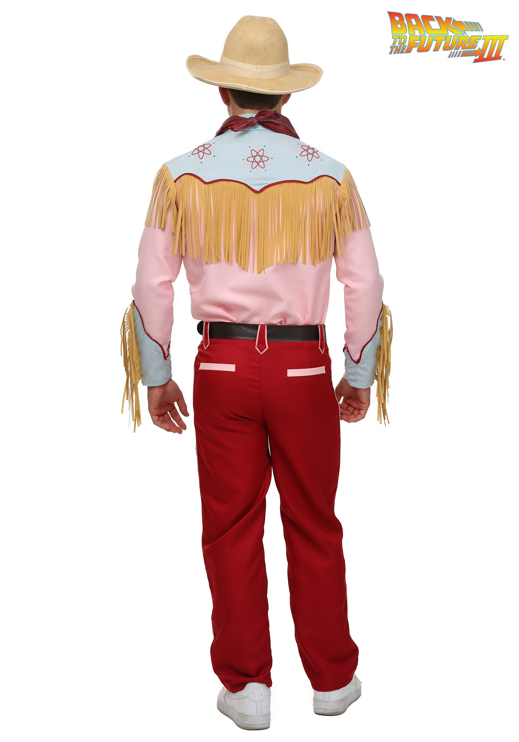 Marty mcfly cowboy