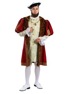King Henry Plus Size Costume cc1