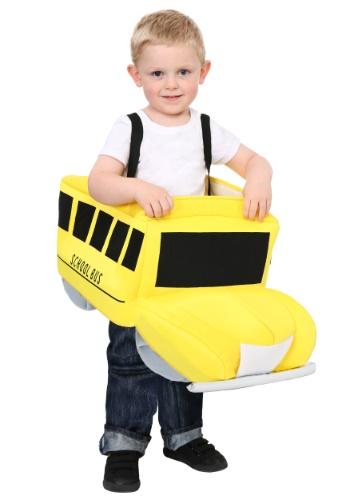 Ride in School Bus Costume