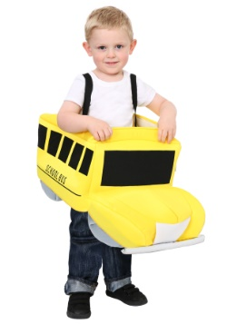 Ride in School Bus Costume