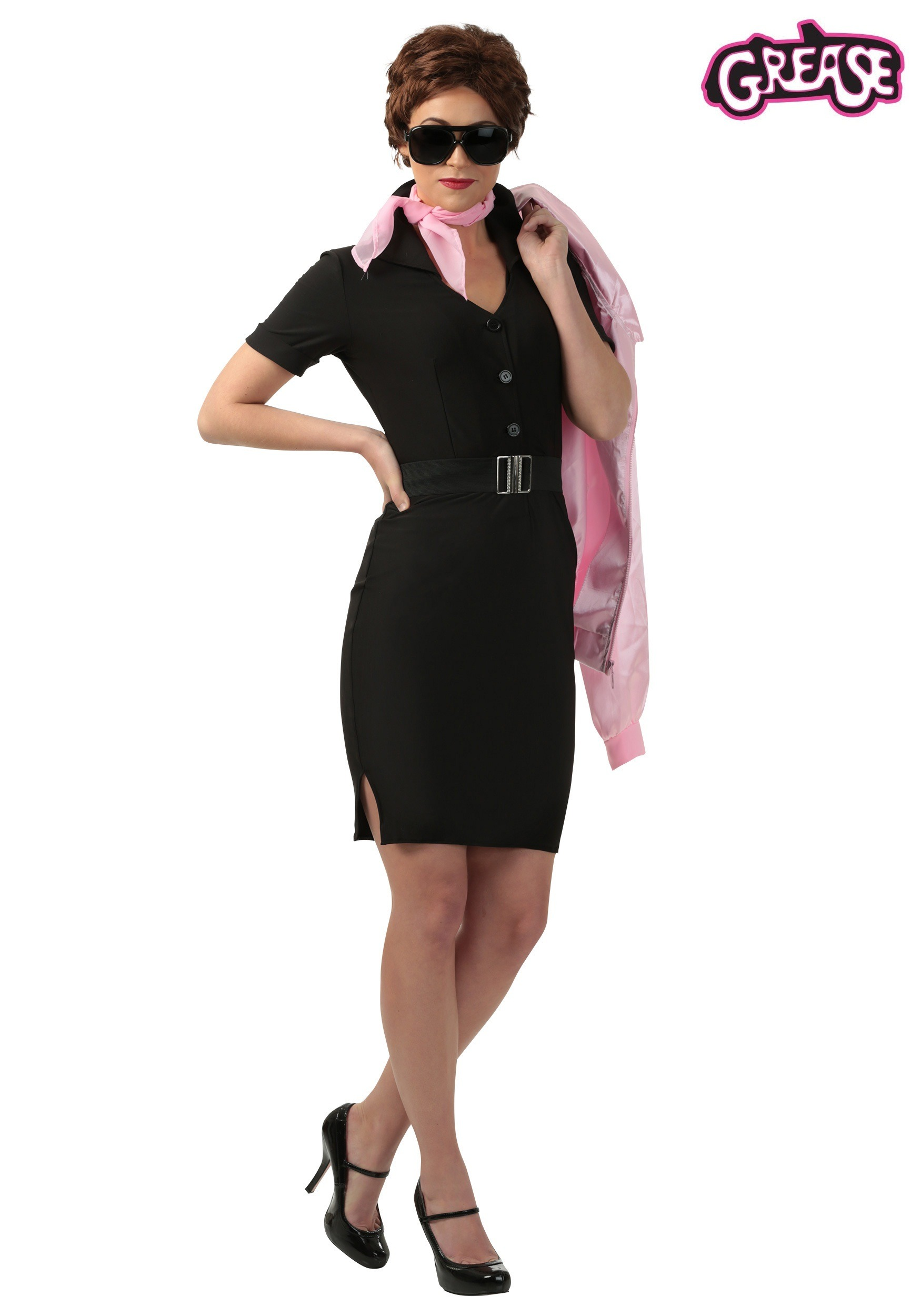 Plus Size Grease Rizzo Costume For Women