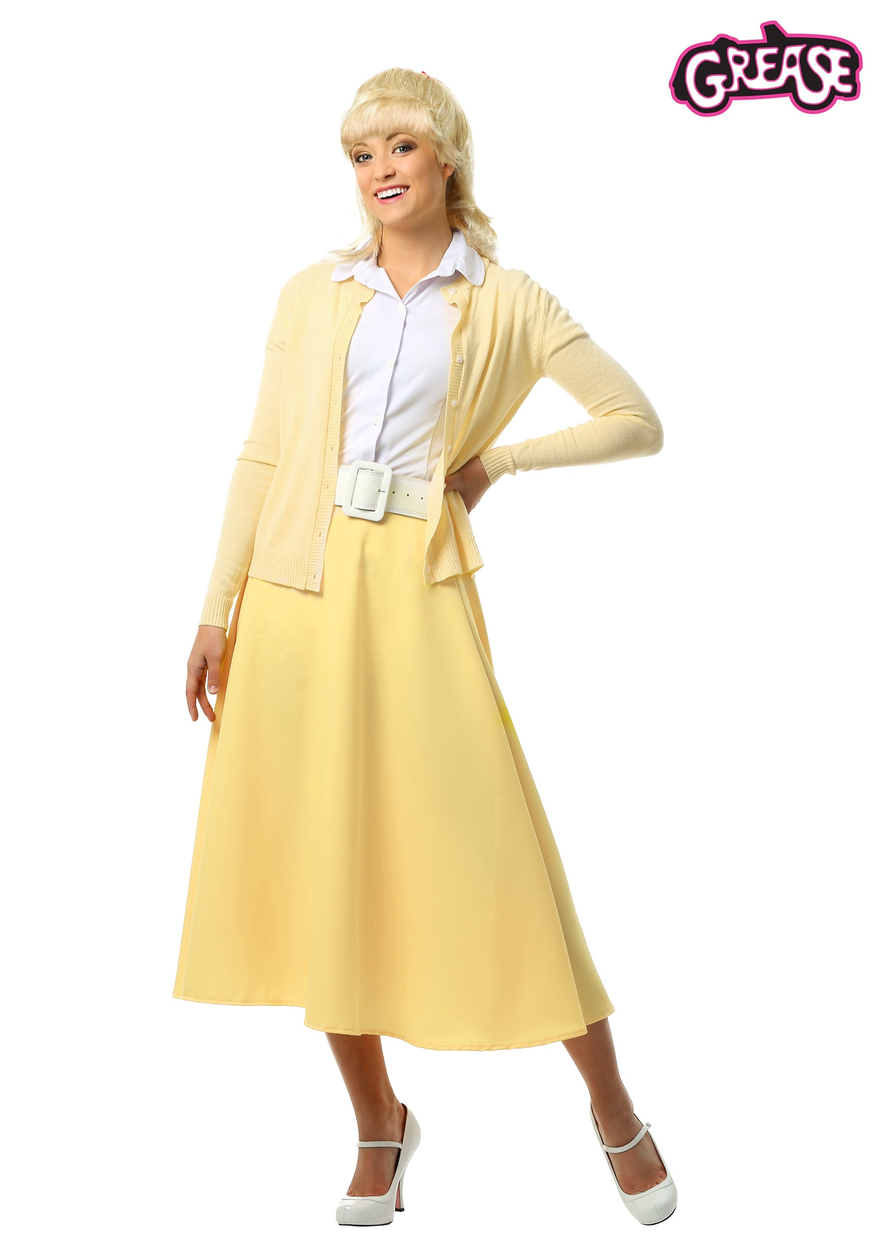 Grease Good Sandy Plus Size Costume for Women