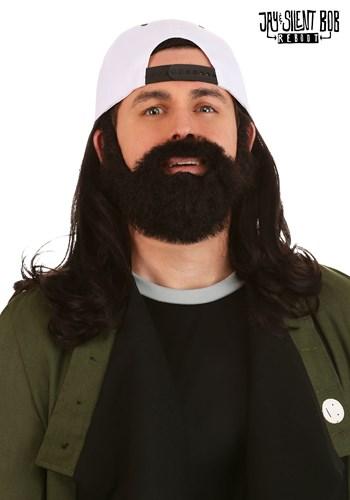 Jay and Silent Bob Adult Silent Bob Wig and Beard Kit 1