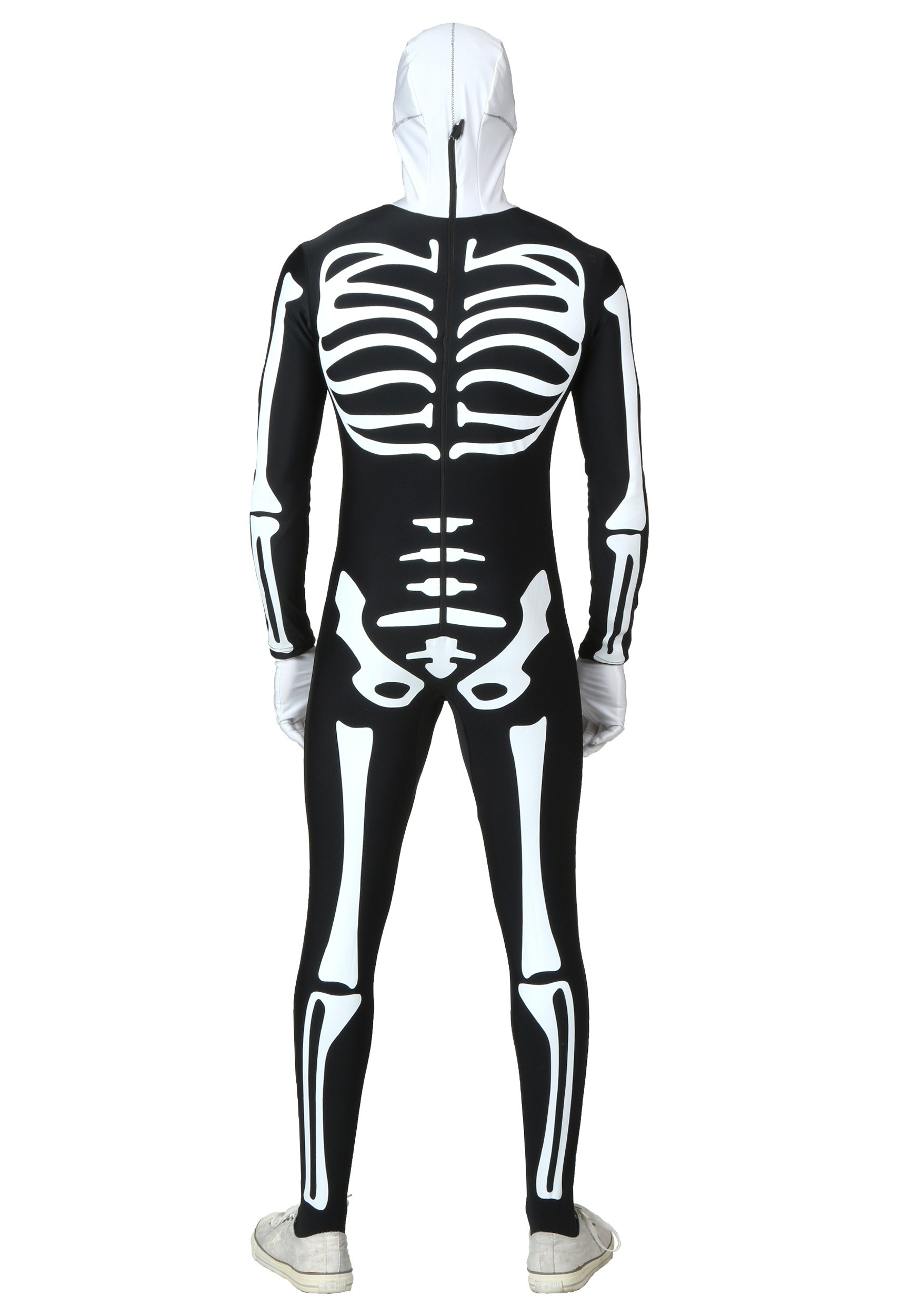 b411e8de8d6fa Karate Kid Authentic Skeleton Suit for Men