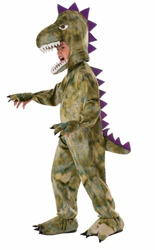 Child Dinosaur Costume