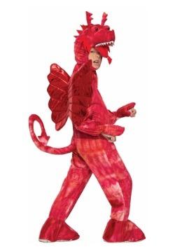 Child Red Dragon Costume