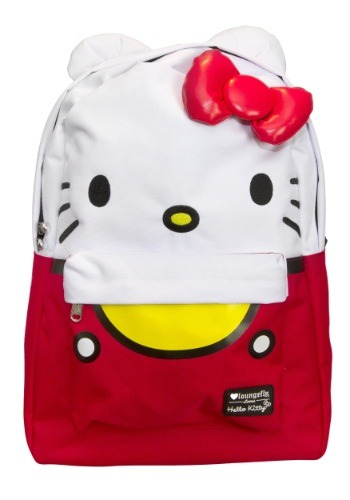 Hello Kitty Character Backpack