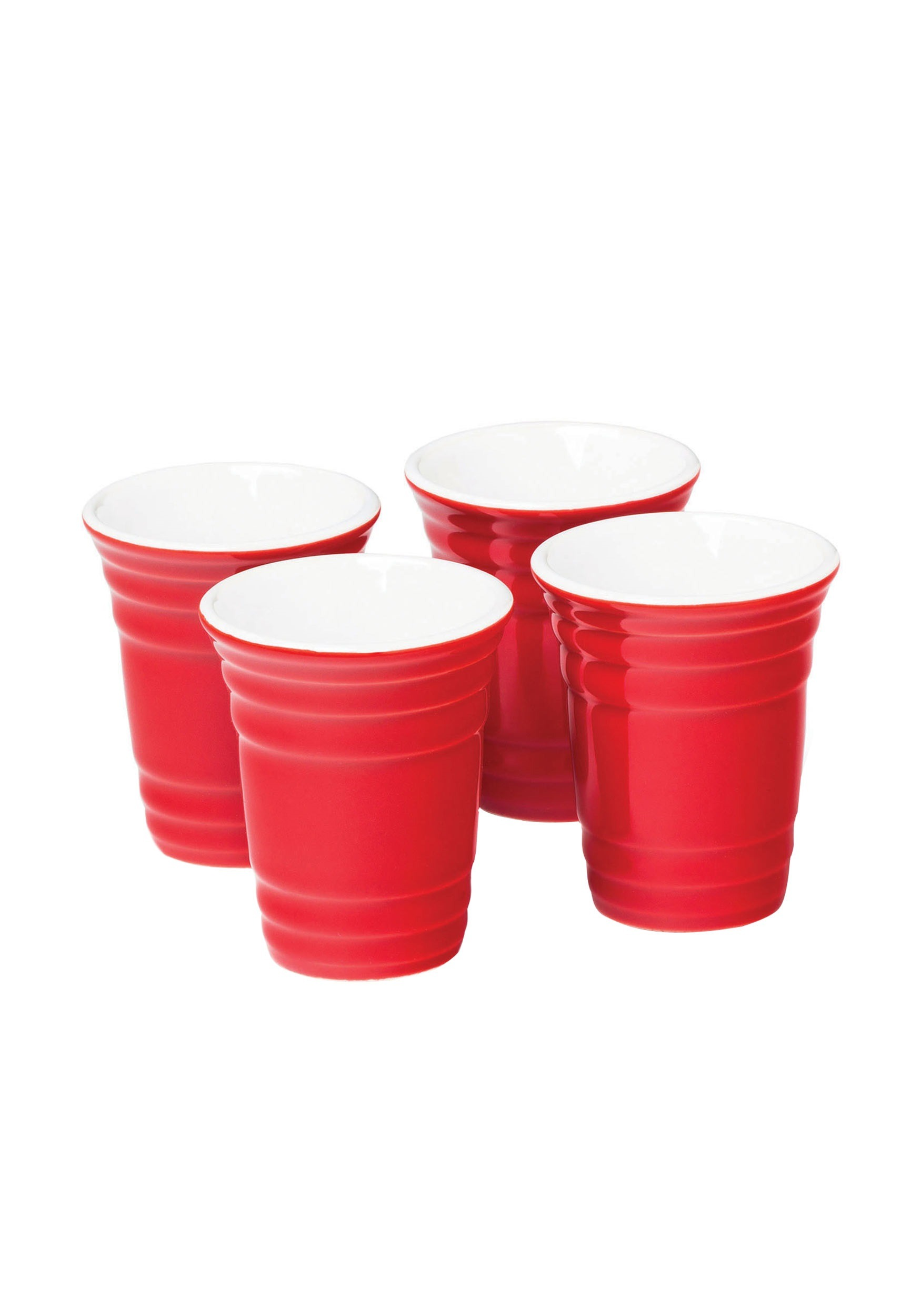 The Red Cup Shot Glass Set BMIBM1546