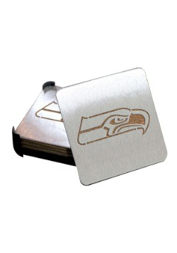 Seattle Seahawks Boasters 4 Pack Coaster Set