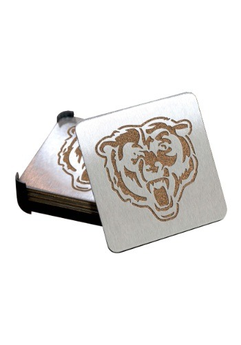 Chicago Bears Boasters 4 Pack Coaster Set