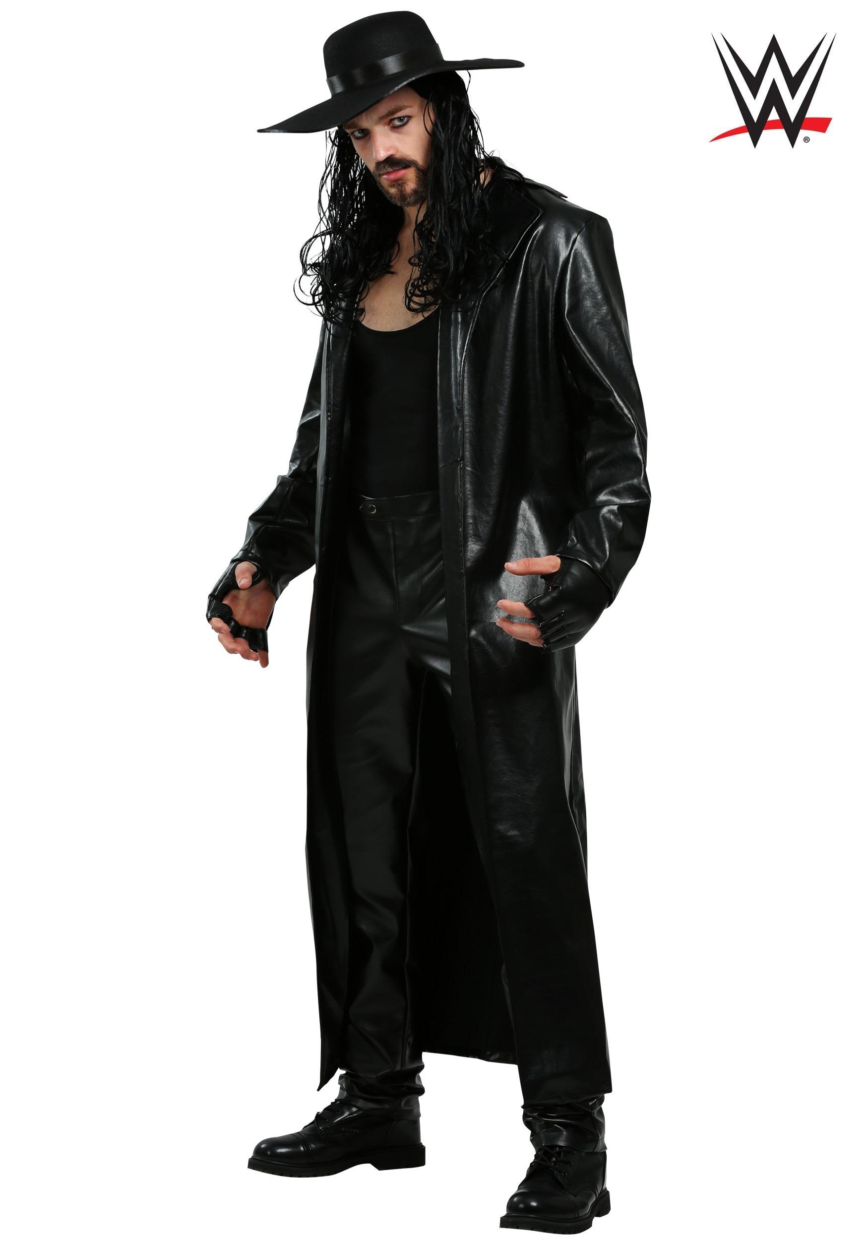 WWE Undertaker Mens Costume FUN0253AD